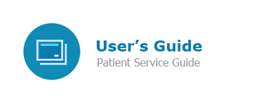 users guide patient service guide